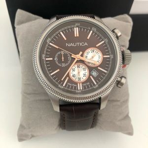 Men's NAUTICA Chronograph Watch